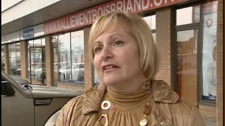 Boisbriand mayoral candidate Marlene Cordato's husband was attacked inside their home (Sept. 29, 2009)