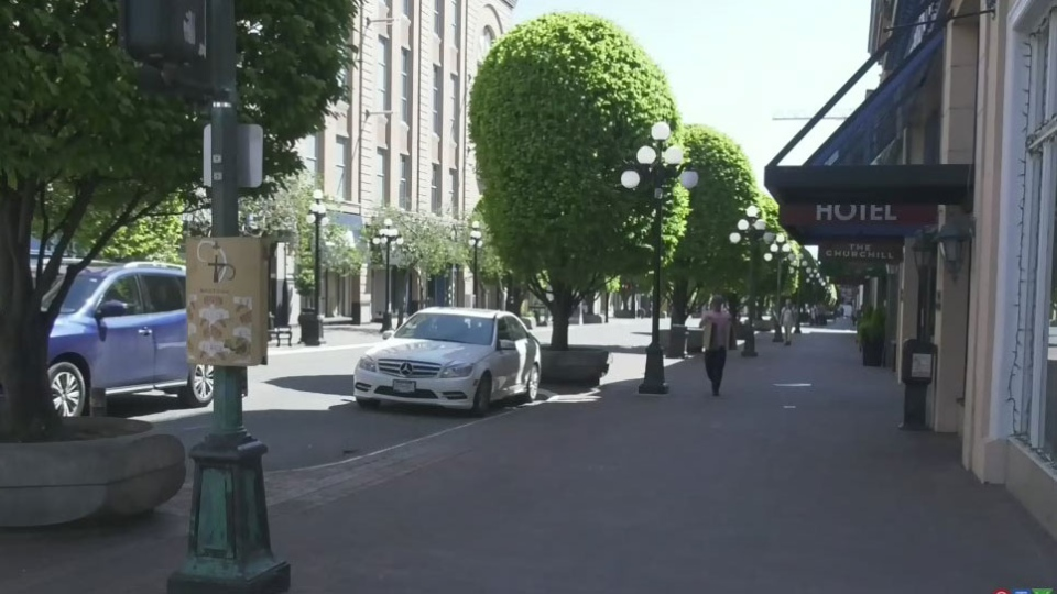 City, businesses explore downtown Victoria options