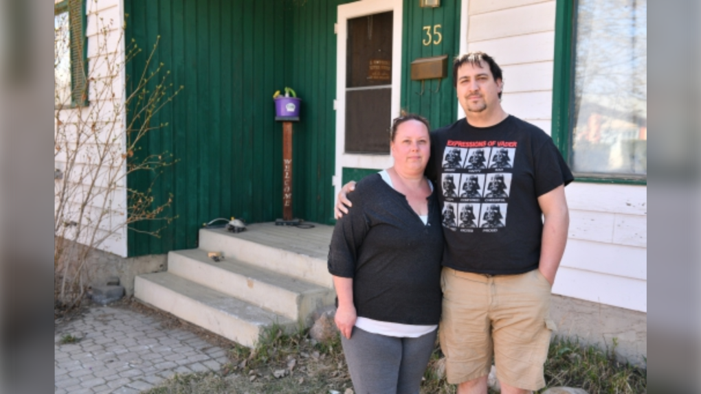 Fort McMurray couple