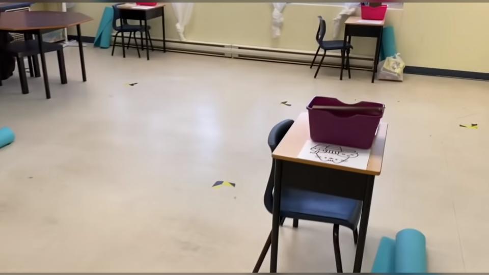 Gatineau classroom