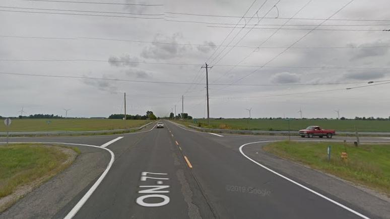 Highway 77 Comber