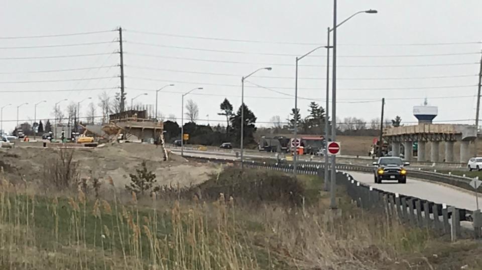 Harvie Road / 400 Bridge