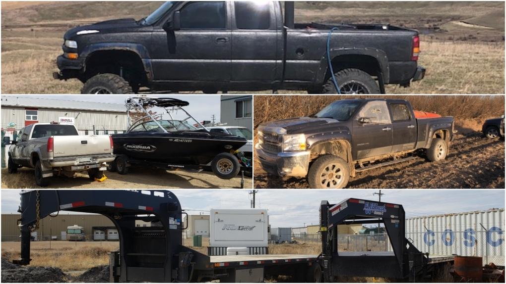 stolen vehicles, carbon, alberta, calgary, propert