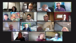 The joint meeting of the Planning and Agriculture and Rural Affairs committees held on Zoom on Monday, May 11 (pictured above) and Tuesday, May 12 was the 'litmus test' for whether or not other committees could host similar meetings. (City of Ottawa / YouTube)