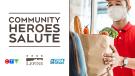 Community Heroes Salute