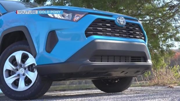 Hybrid Electric Toyota Prius