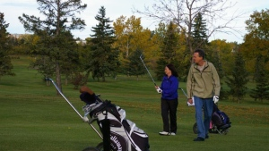 Rundle Park Golf Course (File)