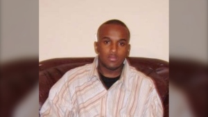 Mohamed Amin Hassan Jama, 34, has been identified as the victim found dead in a Queen Mary Park apartment on May 9, 2020.