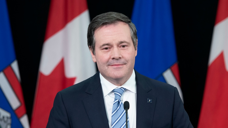 Premier Jason Kenney, May 13