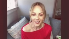 actress Laura Vandervoort