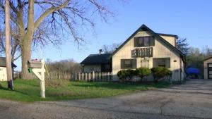 Lisa Urso's home. (Credit: WGN via CNN)
