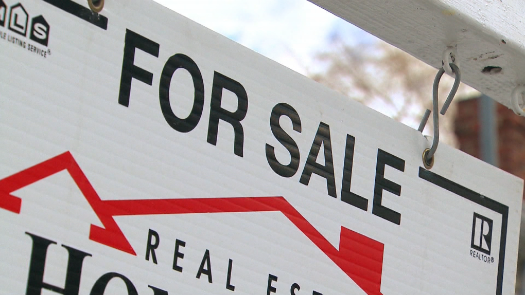 Realtor's for sale sign