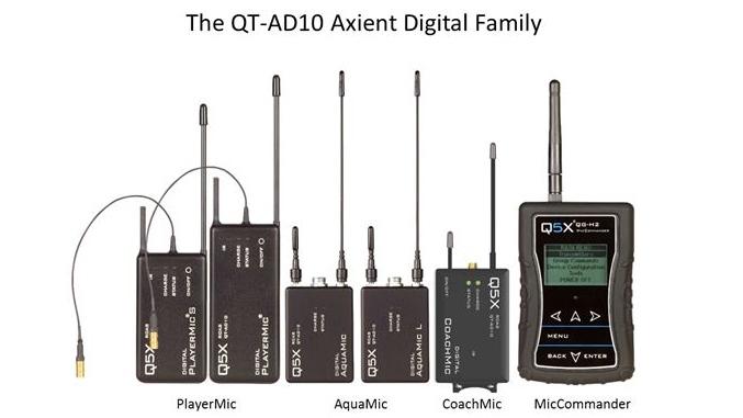 Q5X microphones