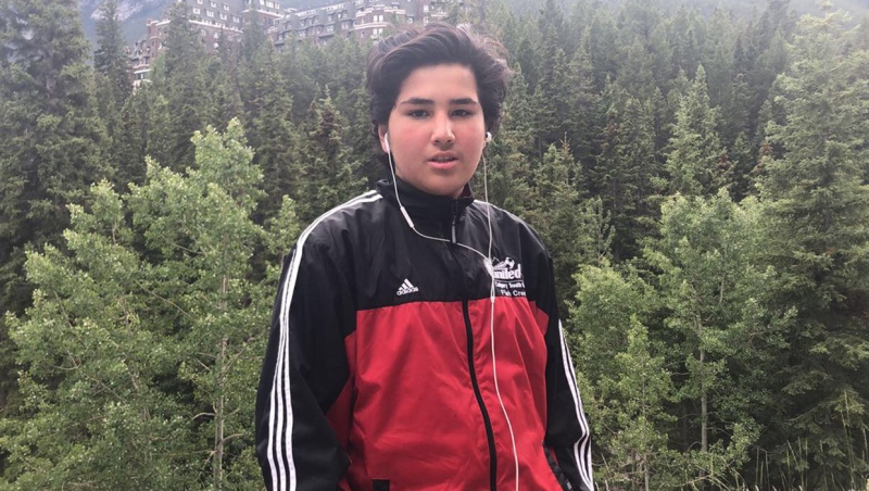 Undated photo of Ibaad Yar, the 15-year-old victim of a fatal May 13, 2020 hit-and-run in northeast Calgary. Calgary police announced Thursday that they have arrested two suspects in the case. (Supplied: Yar family)