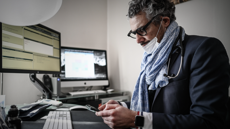 Virtual health care appointments are more popular than ever since the beginning of the COVID-19 pandemic, but are they here to stay?
