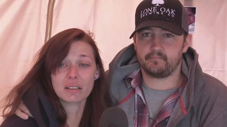 Dylan Ehler's parents