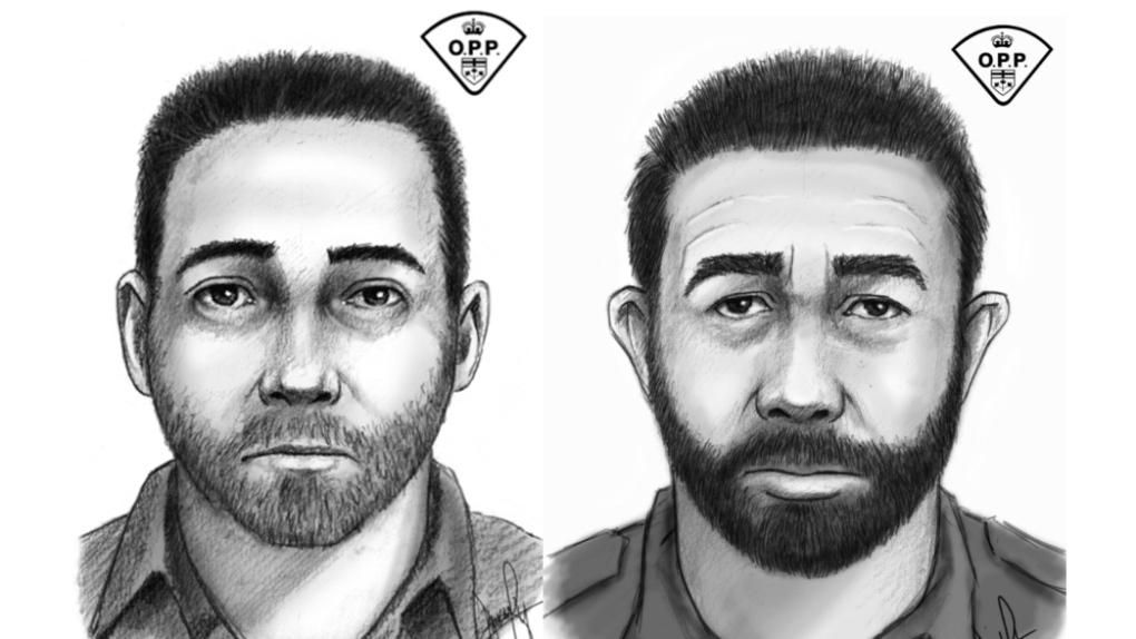 OPP suspect sketches