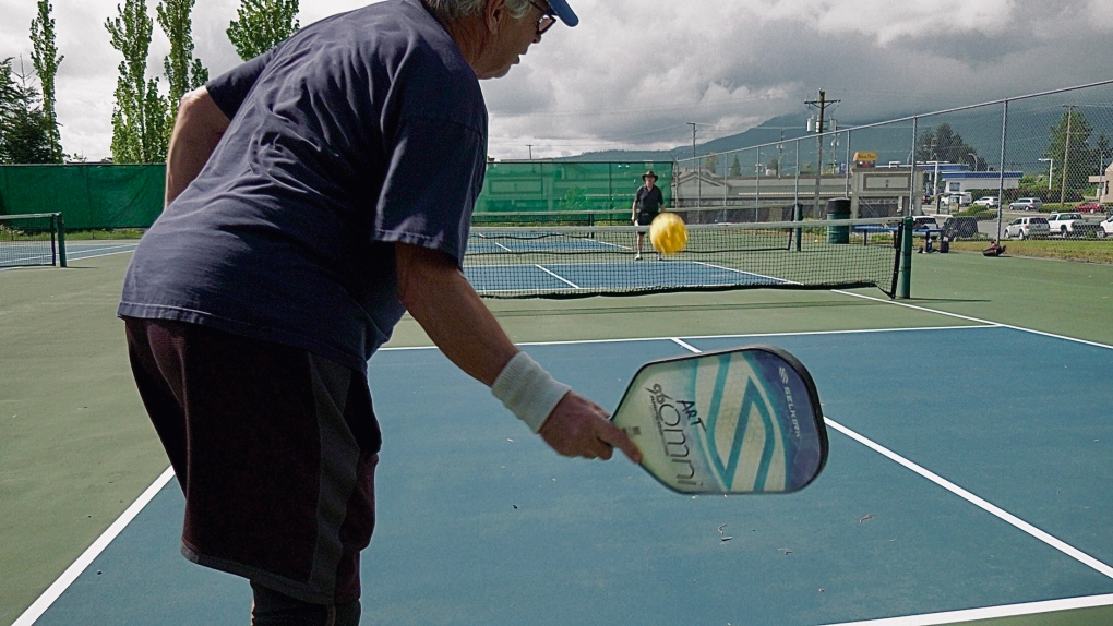 Nanaimo pickleball