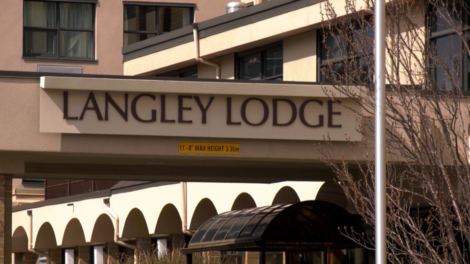 Langley Lodge COVID-19 outbreak