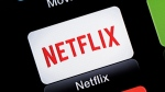 This June 24, 2015, file photo, shows the Netflix Apple TV app icon, in South Orange, N.J. Netflix reports financial results on Monday, April 18, 2016. (AP Photo/Dan Goodman, File)