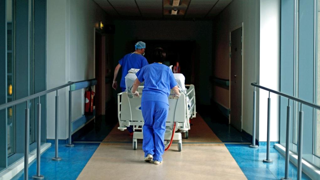 covid-19, hospital