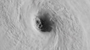 Hurricanes, typhoons and cyclones are becoming stronger, according to a new NOAA study. (@NASA_SPoRT/Twitter)