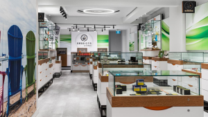 A Sessions Cannabis retail store seen here in this handout photo from the company.
