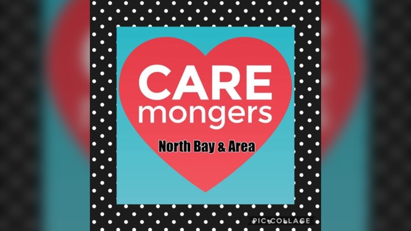 The CareMongers, a group of volunteers in North Bay formed to help essential service workers in the community, has grown to almost 1,600 members on Facebook since March break. (Supplied)