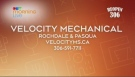 REOPEN 306 - Velocity Mechanical