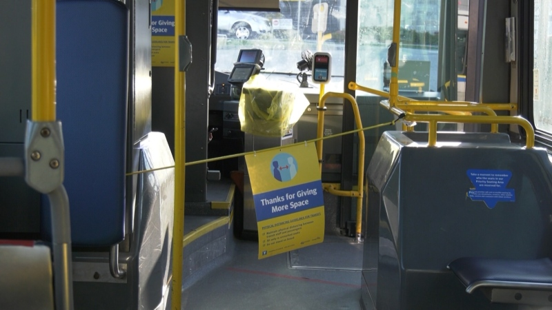 TransLink saw an 83 per cent decrease in ridership during the pandemic and is expecting an increase in transit trips as parts of B.C's economy reopen and many people begin returning to their commutes.