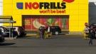 No Frills store generic