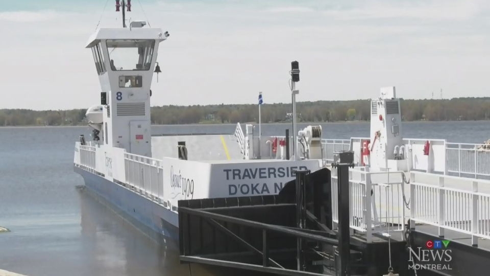 At odds over reopening of Hudson ferry to Oka Park