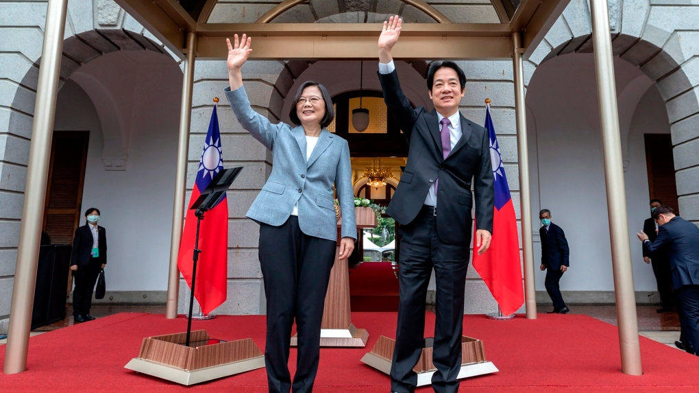 Taiwan's Tsai Ing-wen says no to 'one country, two systems'