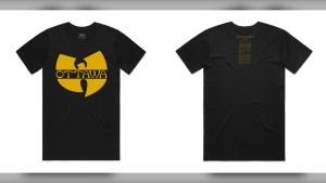 The OttaWu shirt by 36 Chambers. 100% of the profits will be donated to the Ottawa Food Bank. (36 Chambers)