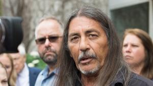 Mohawk Council of Kanesatake Grand Chief Serge Otsi Simon. (File photo, The Canadian Press)