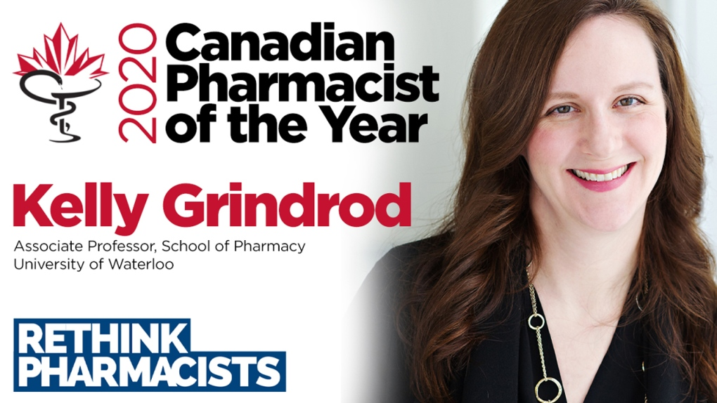 Dr. Kelly Grindrod