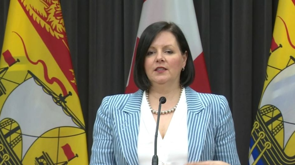 While praising New Brunswickers for helping to keep COVID-19 at bay, Dr. Jennifer Russell said she recognizes there has also been a social cost.