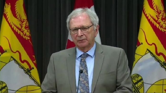 N.B. Premier Blaine Higgs