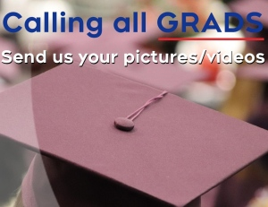 Grad photo callout no email