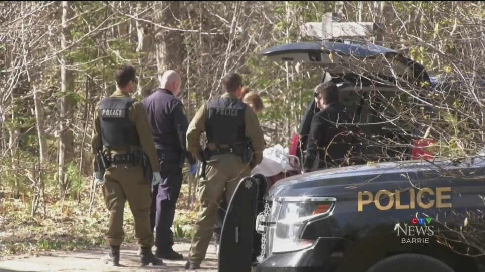Gruesome discovery in Oro-Medonte