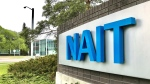 NAIT in Edmonton is shown in this May 20, 2020 photo.