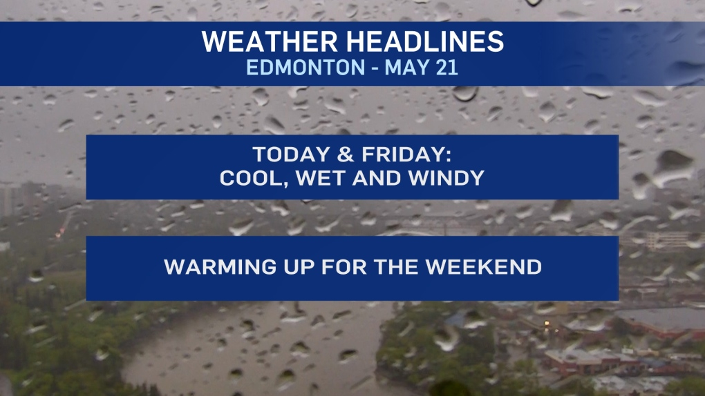 May 21 weather headlines