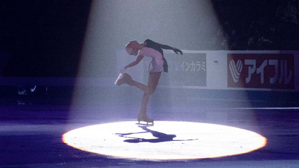 2019 Skate Canada International in Kelowna, B.C.