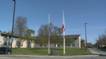 Ottawa Mayor Jim Watson says to honour the worker who died, flags at the Peter D. Clark long-term care home will fly at half-mast until the day of the funeral.
