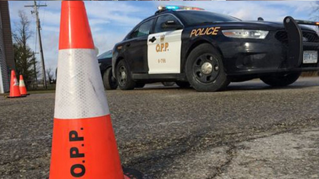 OPP Road Closed