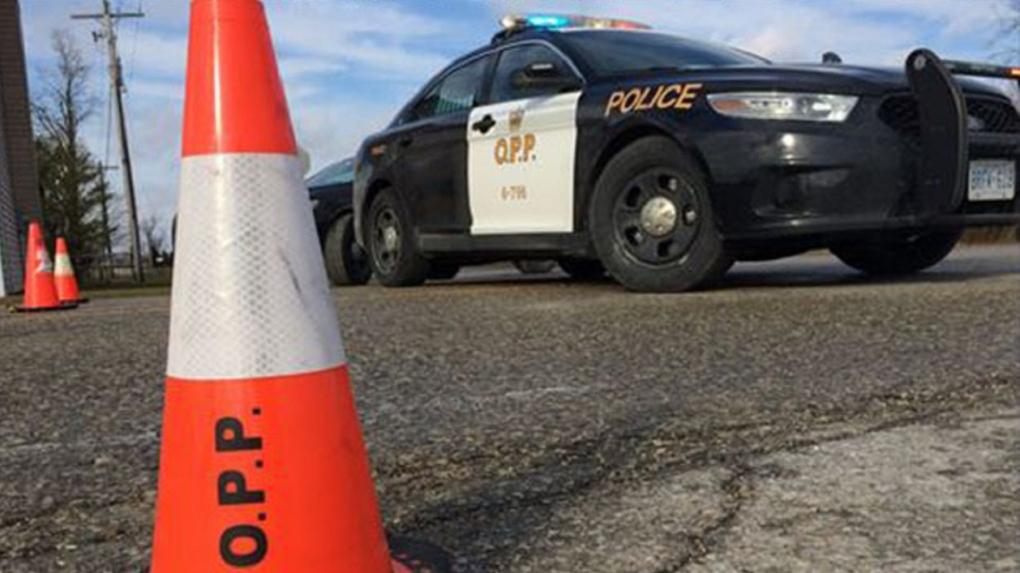 OPP Road Closed