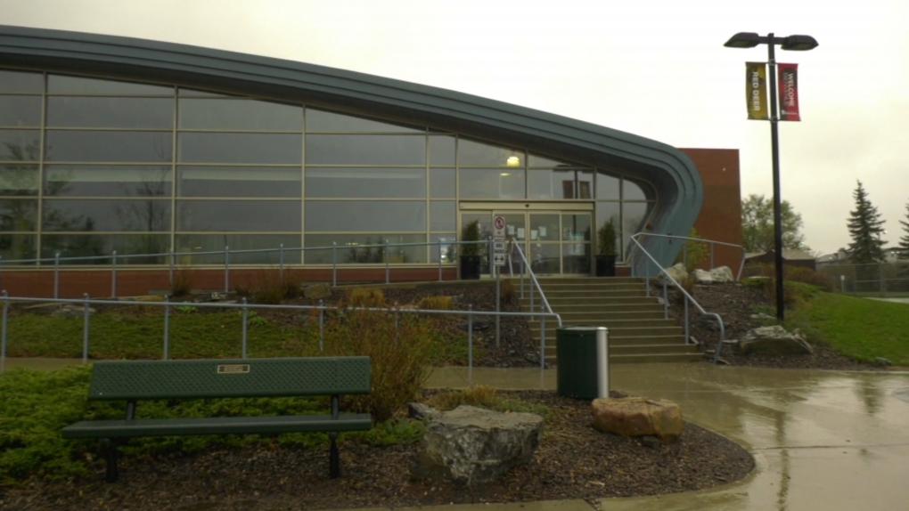 Red Deer Recreation Centre