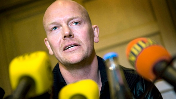 962cc4e57d9 Former Toronto Maple Leafs captain Mats Sundin announces his retirement  during a news conference in Stockholm