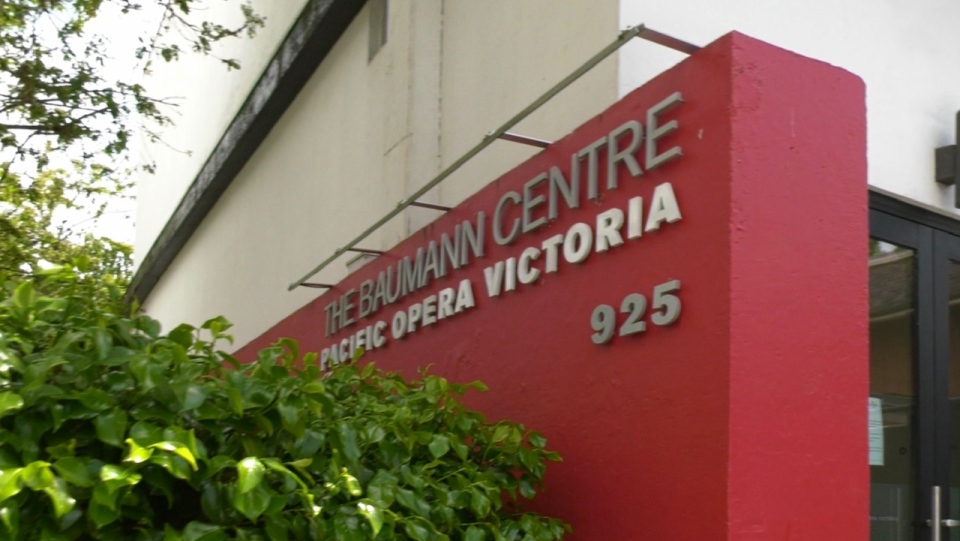 This year, the opera season will include programming for youth and families, and chamber performances for small audiences, streamed online from the Baumann Centre, Pacific Opera's home base. (CTV)
