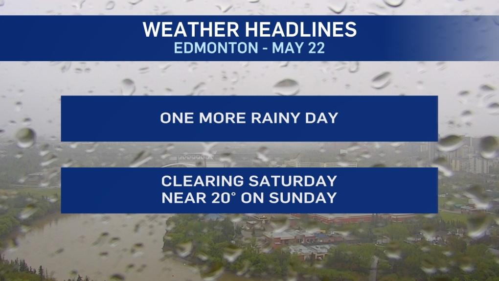 May 22 weather headlines